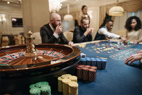 About Encouraging responsible gambling - About